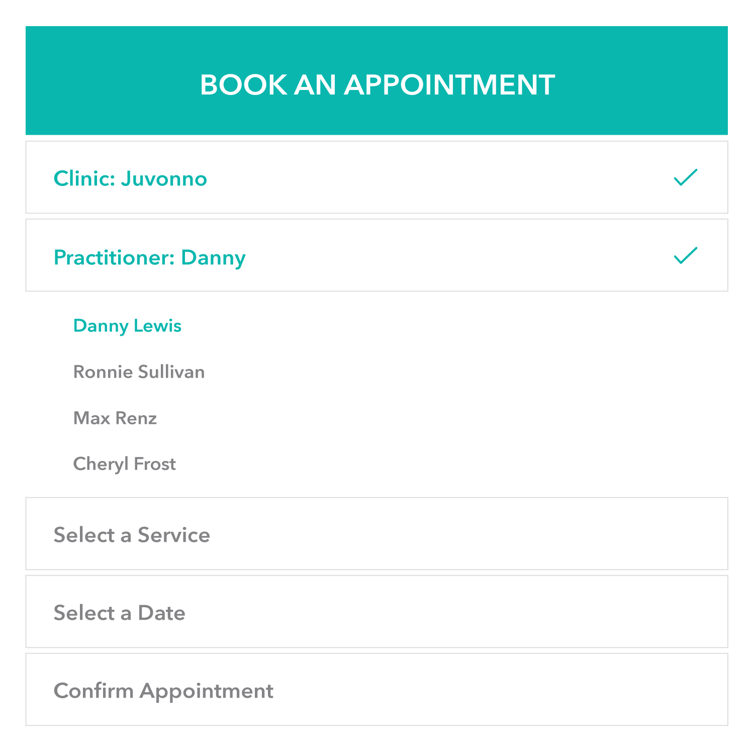 Book more appointments