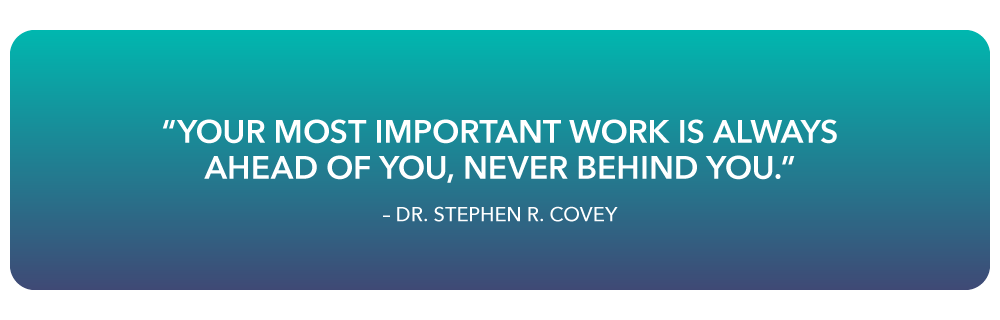 Selecting Your CMS: Keep The End In Mind Stephen Covey Quote